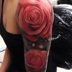 Roses Sleeve