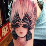 Showgirl Tattoo