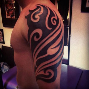Tribal Sleeve