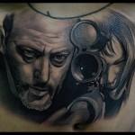 Léon Tattoo