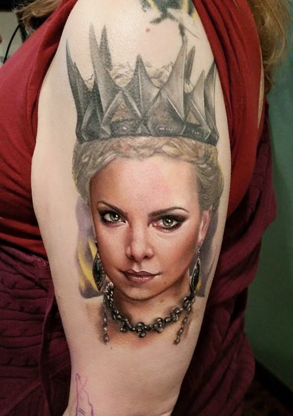 Ravenna from Snow White and the Huntsman
