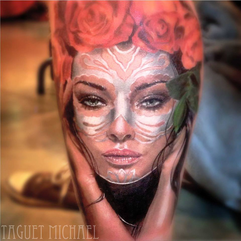 Amazing Portrait Piece
