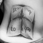 Fortune Teller Tattoo
