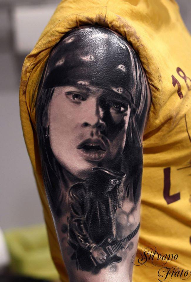 Guns N' Roses Sleeve
