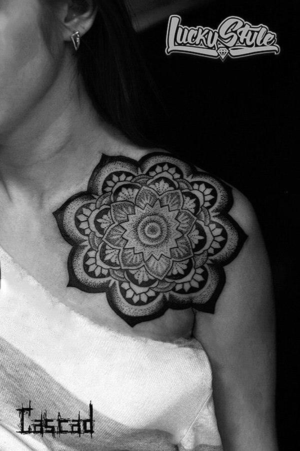 Awesome Mandala