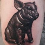 Piglet Tattoo