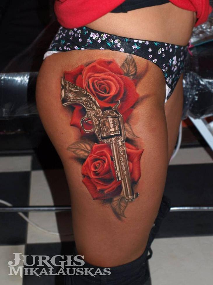 Roses & Revolver