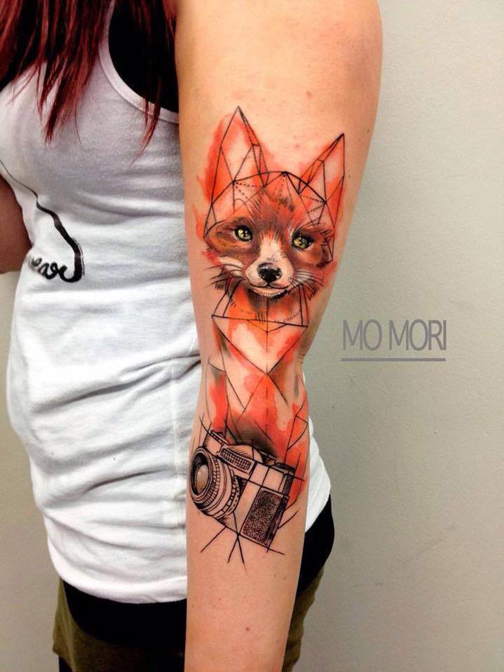 Super Cute Fox