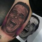 American Psycho Tattoo