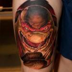 Raphael Tattoo