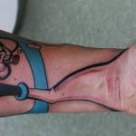 Popeye 3D Fist