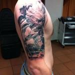 Poseidon Sleeve