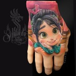 Wreck-It Ralph Tattoo