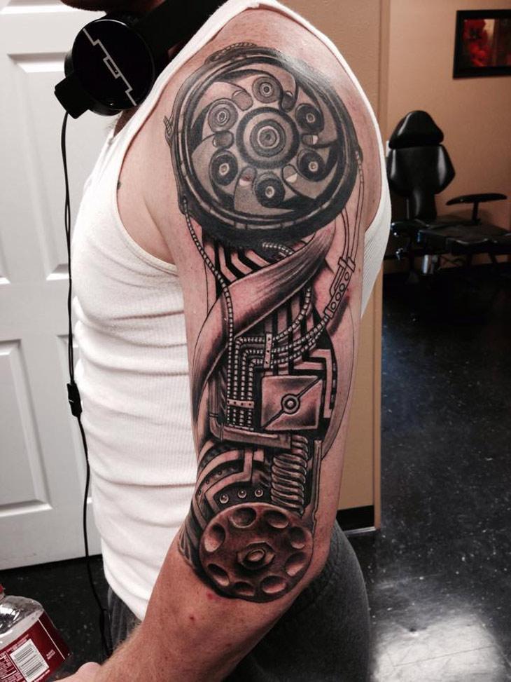 Biomechanical Arm