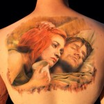 Eternal Sunshine of the Spotless Mind Tattoo