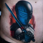 GI Joe Tattoo