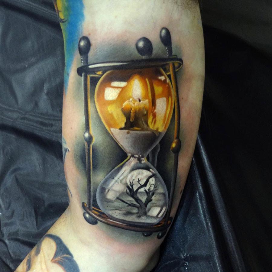 Life & Death Hourglass
