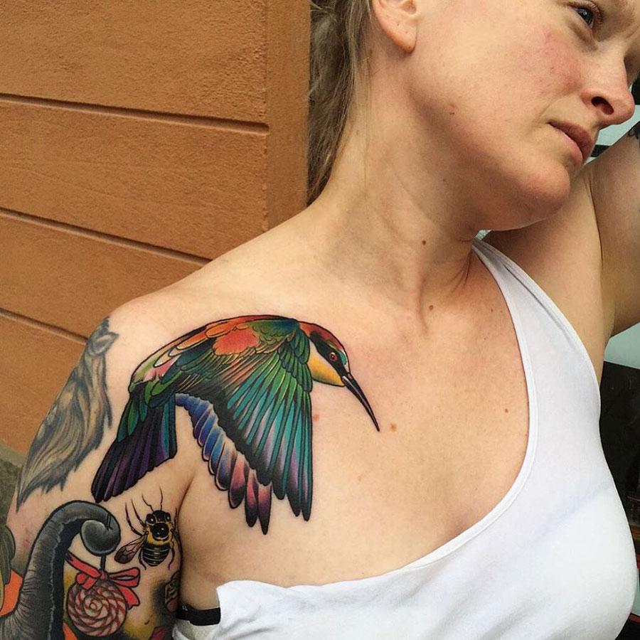 Pride Bird