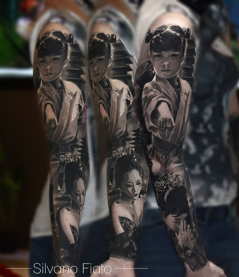 Oriental Tattoo