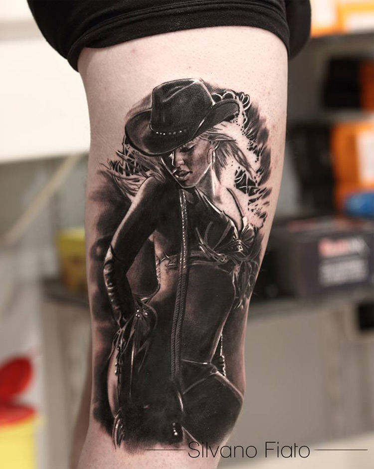 Sin City Tattoo