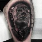 Gus Fring tatt