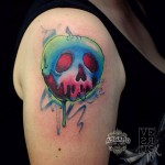 Poisoned Apple Tatt