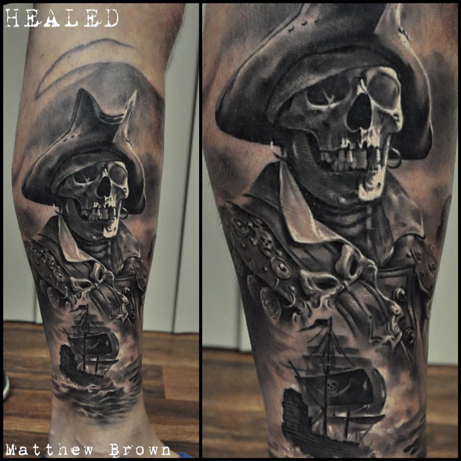 Skeleton Pirate