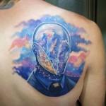 Cosmic Spaceman