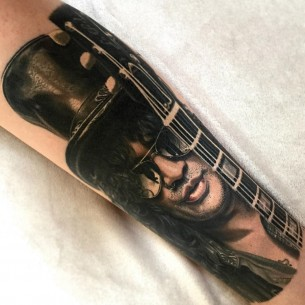 Slash Tattoo