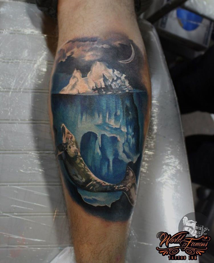 Iceberg Tattoo