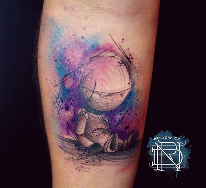 Marvin Tattoo