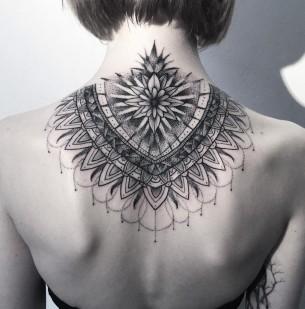 Intricate Mandala