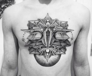 chest tattoos best tattoo ideas designs. Black Bedroom Furniture Sets. Home Design Ideas