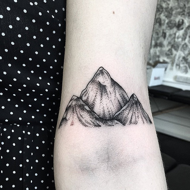 Minimal Mountains