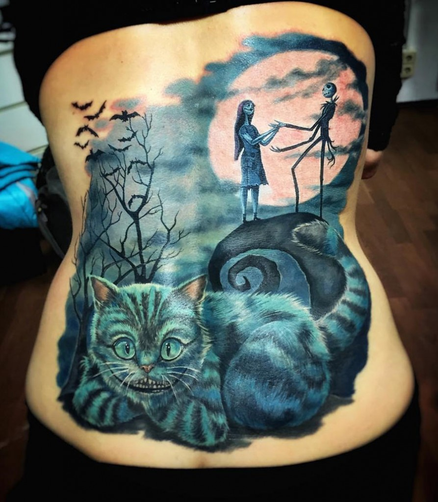 Nightmare & Alice Fusion Cover-Up