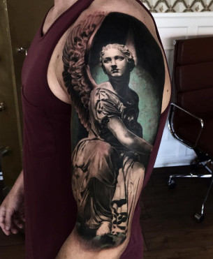 Angel Sleeve