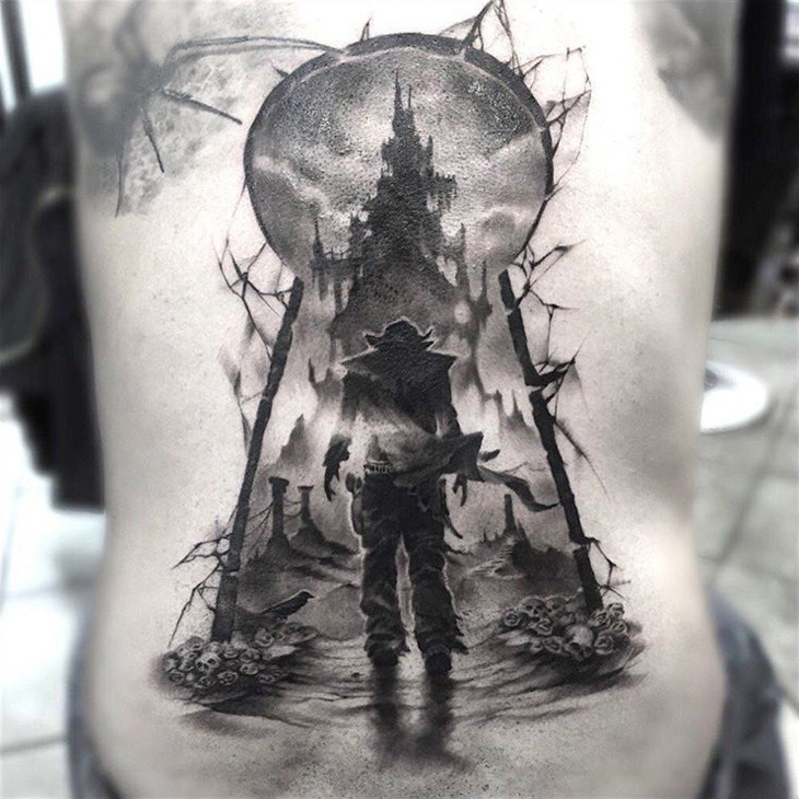 Dark Tower Tattoo