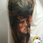 Rambo Tattoo