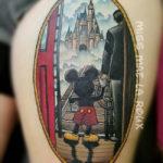 Walt Disney & Mickey Mouse