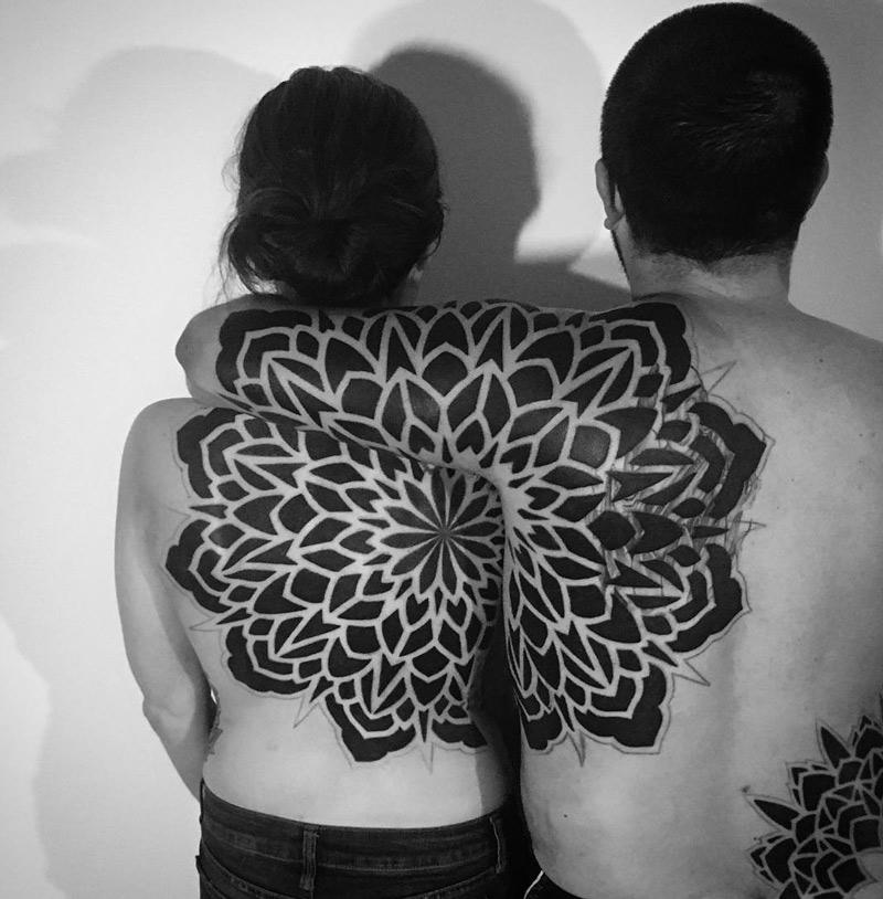 Couple Tattoos Tattoo Ideas
