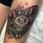 Owl Starry Eyes