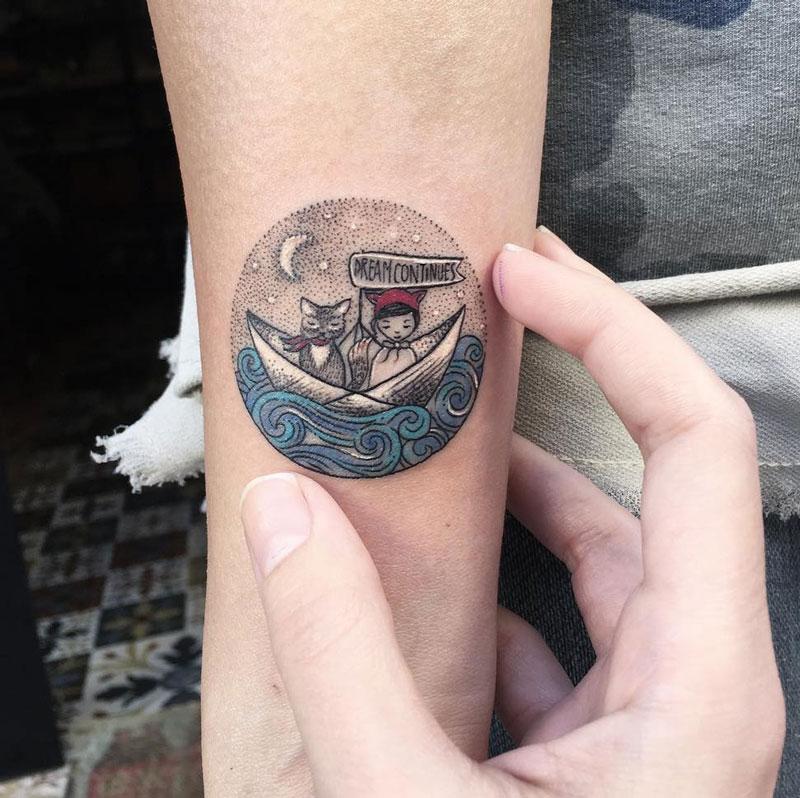 Minimalistic Best Tattoo Ideas Amp Designs