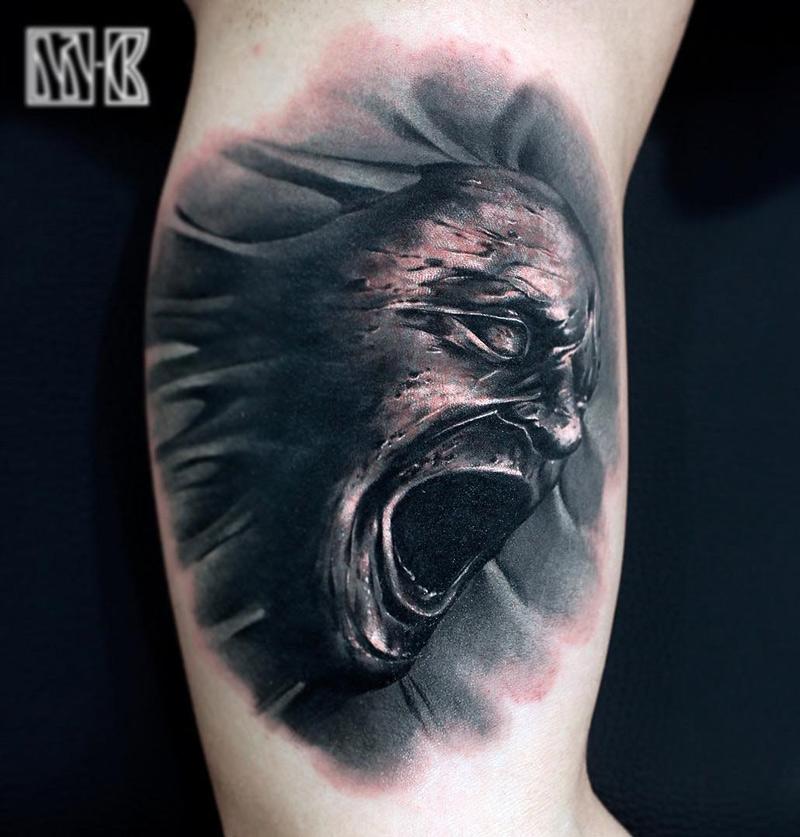The Prodigy Tattoo