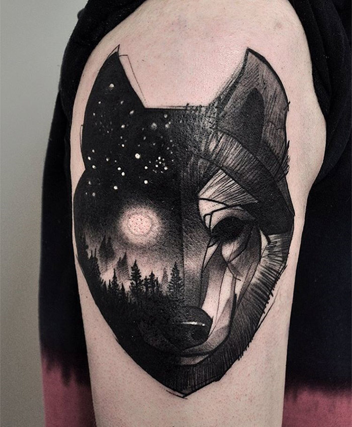 nightsky pictures to pin on tattooskid