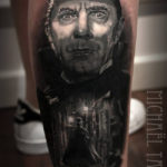 Count Dracula Tattoo