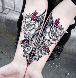 Ornamental Forearms