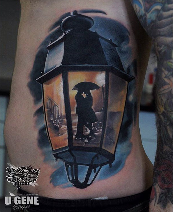 Street Lamp Lovers