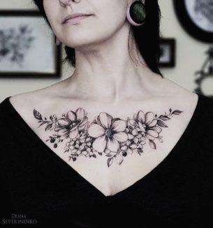 Anemones & Hydrangeas