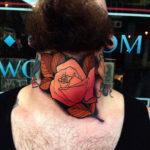Throat Rose