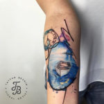 Visualised dream tattoo